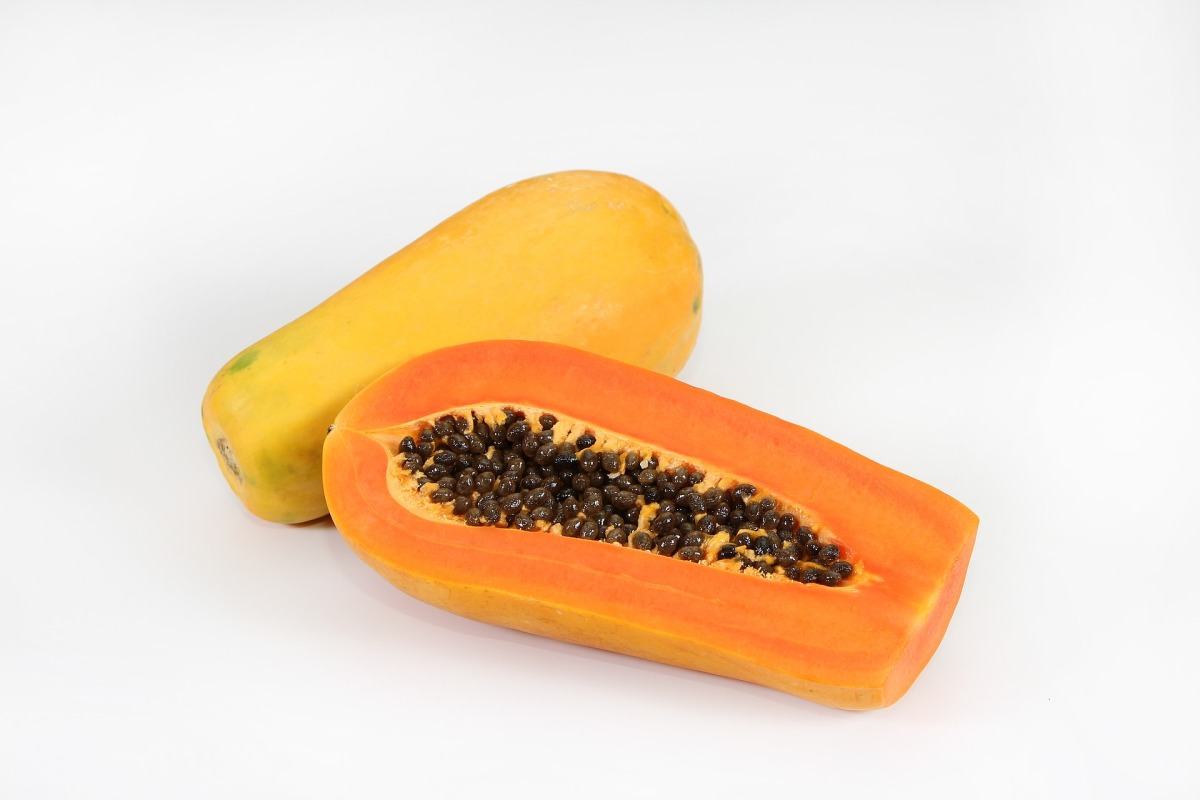 A bit of Paradise with Papaya